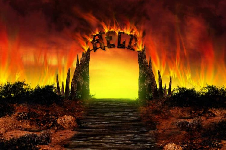 The Direction of Hell