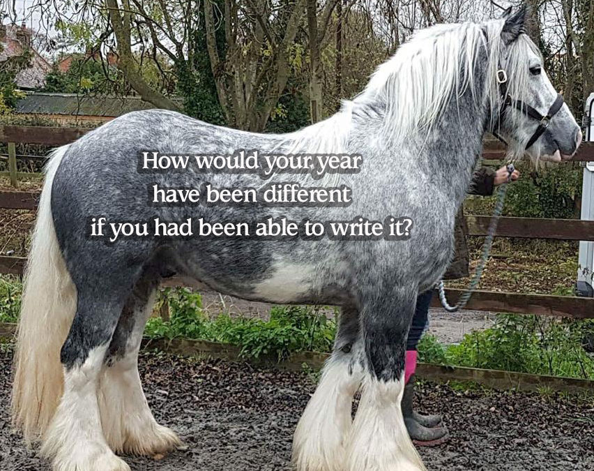 How would your year have been different if you had been able to write it the way you wanted?