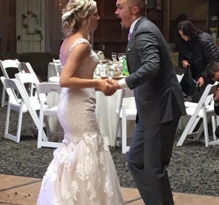 A Sober Wedding